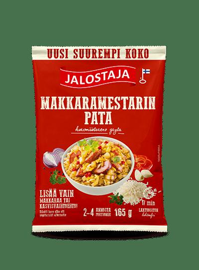 Jalostaja Makkaramestarin pata 165 g – Jalostaja