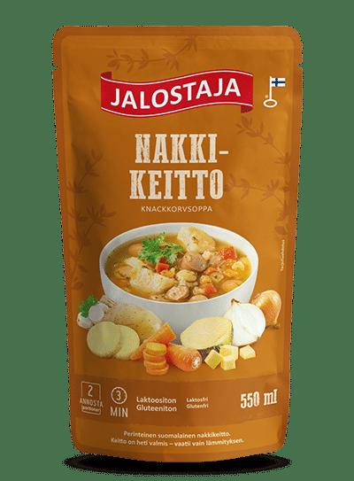 Jalostaja Nakkikeitto 550 ml – Jalostaja