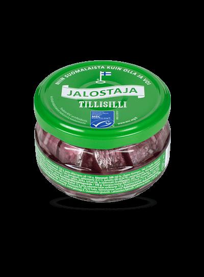 Jalostaja Tillisilli 250/150 g – Jalostaja