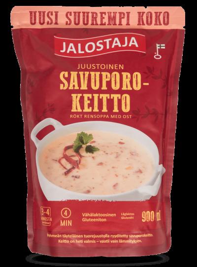 Jalostaja Juustoinen Savuporokeitto 900 ml – Jalostaja