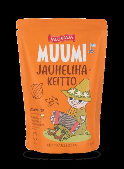 Jalostaja Muumi Jauhelihakeitto 280 ml – Jalostaja