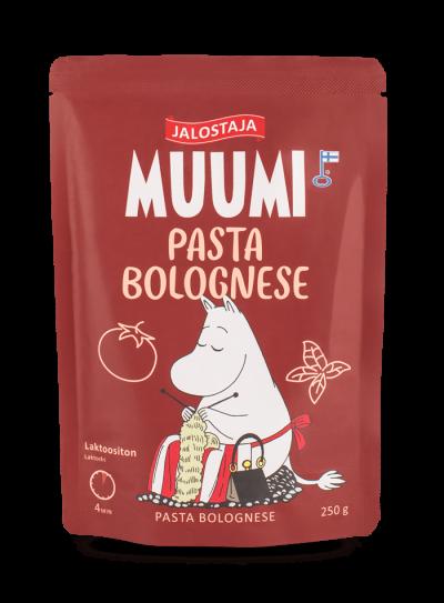 Jalostaja Muumi Pasta bolognese 250 g – Jalostaja